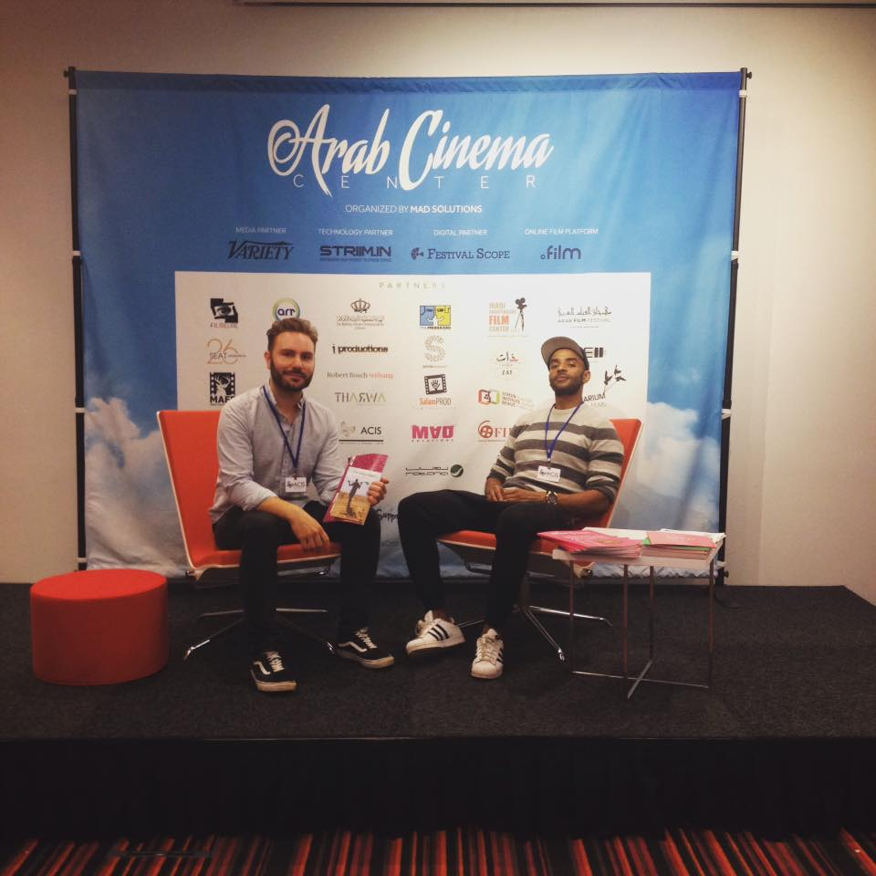 'The Grave Digger traveled' to Malmö – the three day visit gave a glimpse of the Arab film industry